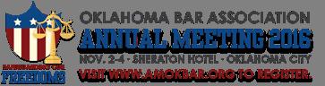 2016 OBA Annual meeting
