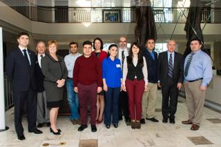 Azerbaijani Lawyers visit OBA