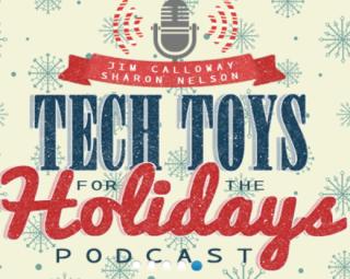 Tech Toys 2016