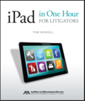 IPad in one hour litigators