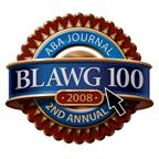ABA Jouranl Blawg 100 - 2008